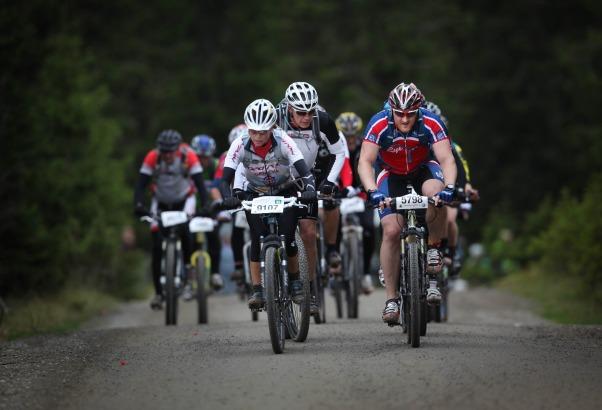 Birkebeiner Cycling Race Norway Rezised