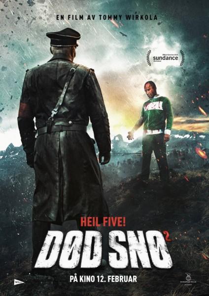 Dead Snow Red vs Dead Poster