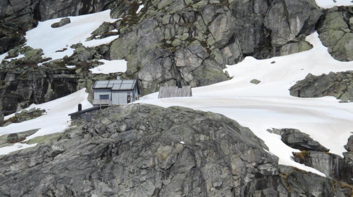 Demmevasshytta Cabin Norway