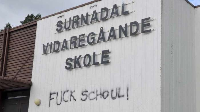 Illiterate Vandals - Fuck Schoul