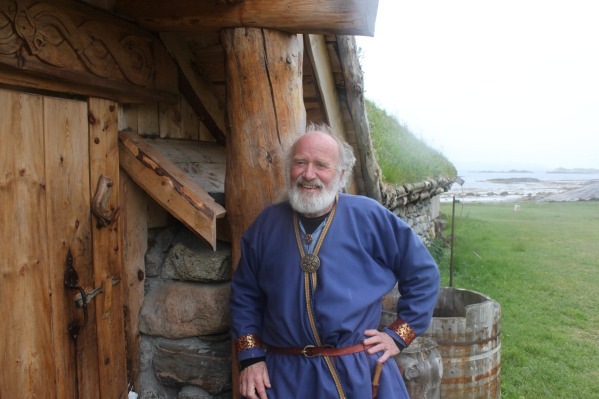 Iron Age Farmer Norway