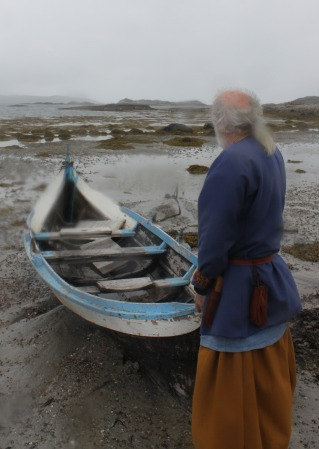 Iron Age Fisherman Norway