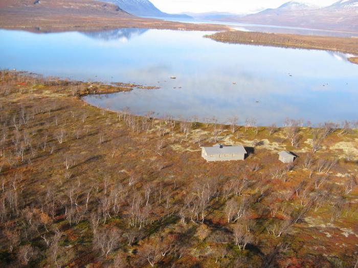 Lainahytta Cabin Norway