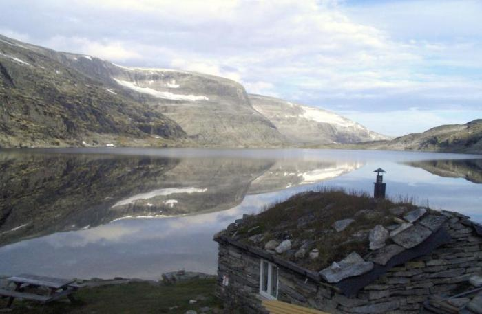 Loennechenbua Cabin Norway