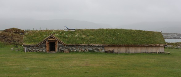 Longhouse Iron Age Farm Norway