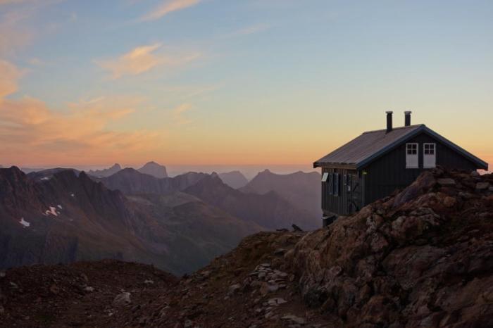 Tåkeheimen Cabin Norway