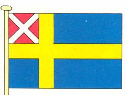 Union FLag Norway-Sweden