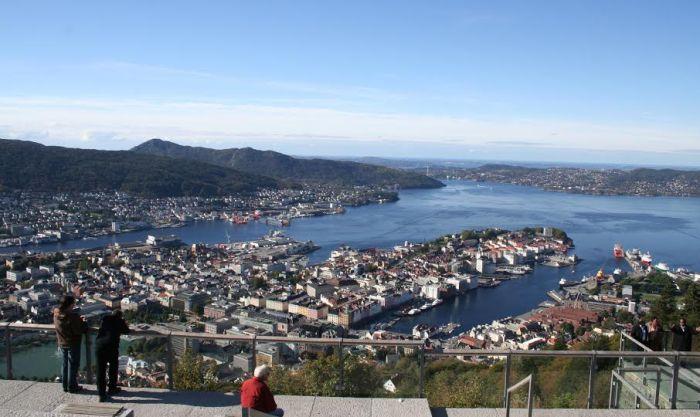 Bergen Western Norway