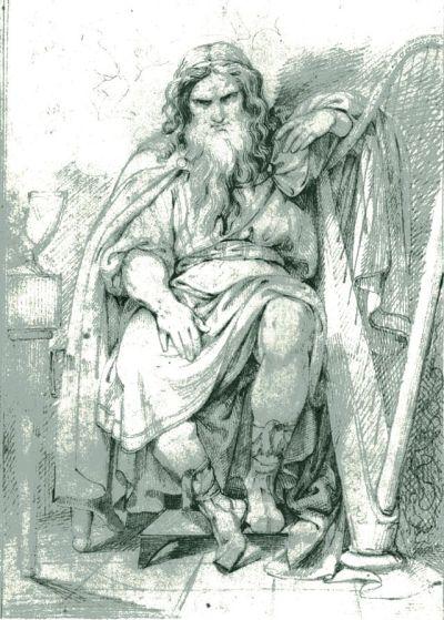 Brage Norse God