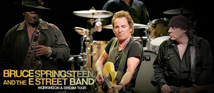 Bruce Springsteen Lilyhammer TV Show Netflix