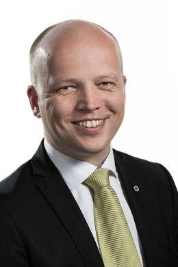 Norwegian Celebrity Trygve Slagsvold Vedum