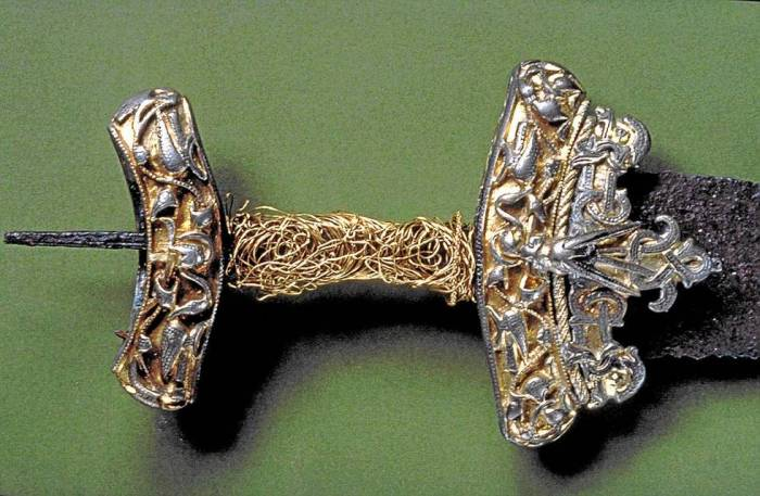 English Viking Age Sword Found in Scandinavia