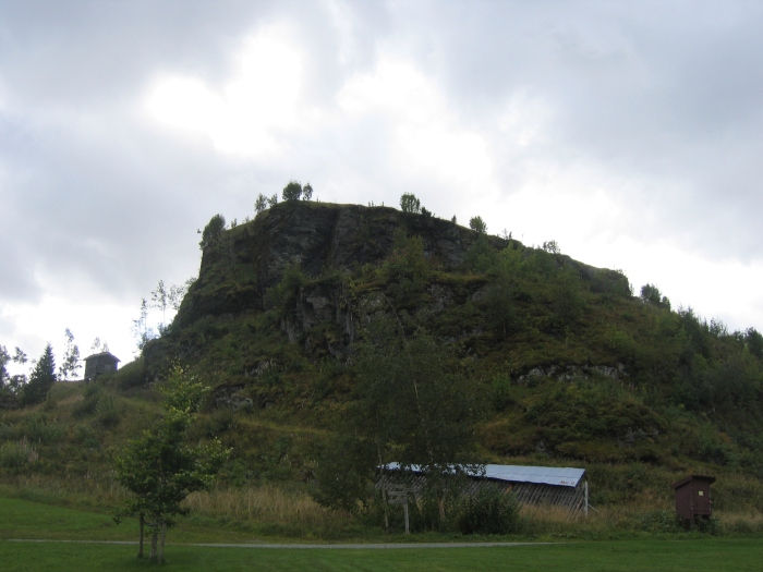 King Sverre's Borg Norway
