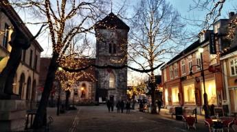 Our Lady's Church Trondheim NRK