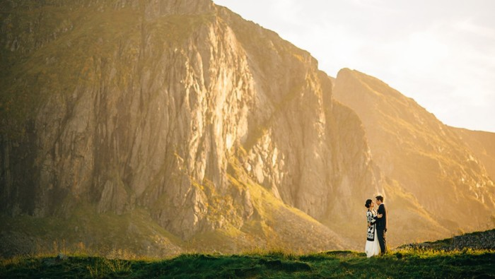 Wedding Photo Lofoten 1