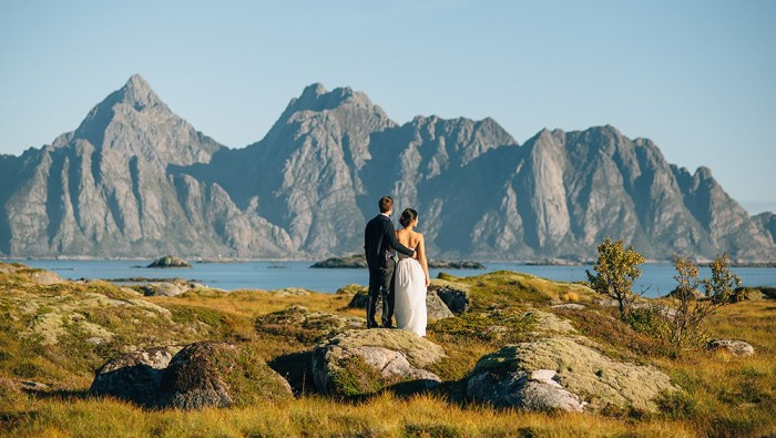 Wedding Photo Lofoten 2
