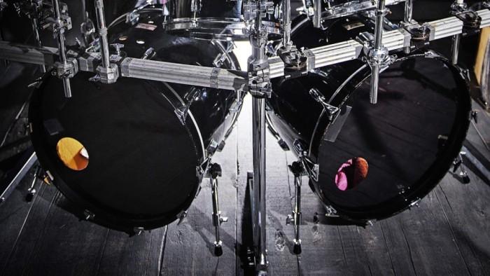 Legendary Drum Kit to Rockheim museum