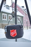 Salvation Army Christmas Kettle Norway