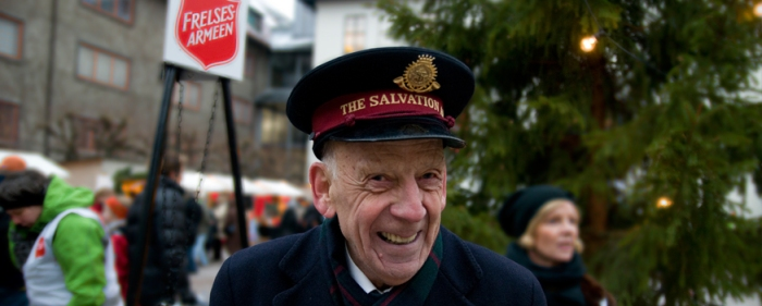 Salvation Army Soldier Norway