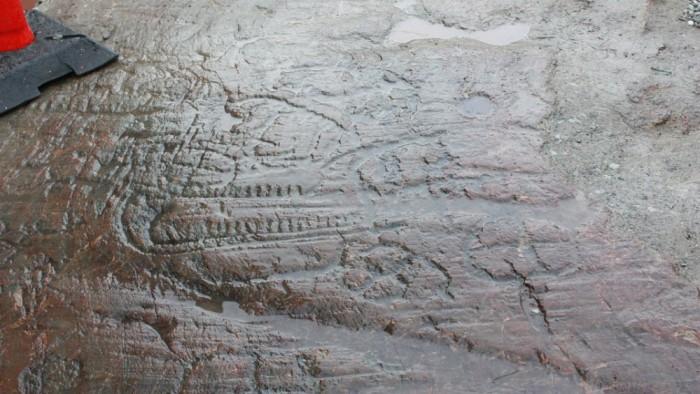 Bronze Age Rock Carvings Norway 1