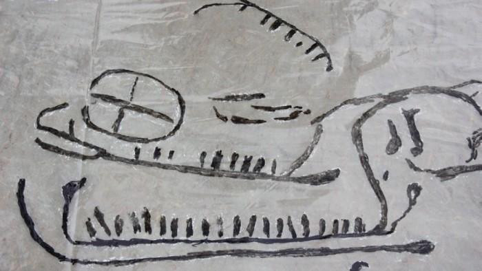 Bronze Age Rock Carvings Norway 2