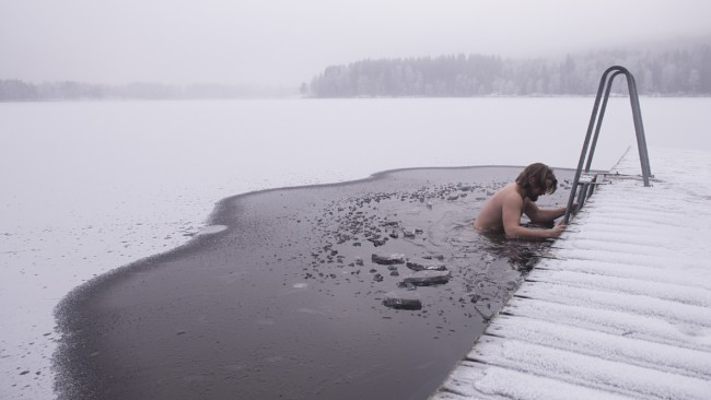 Ice Bath Norway 1