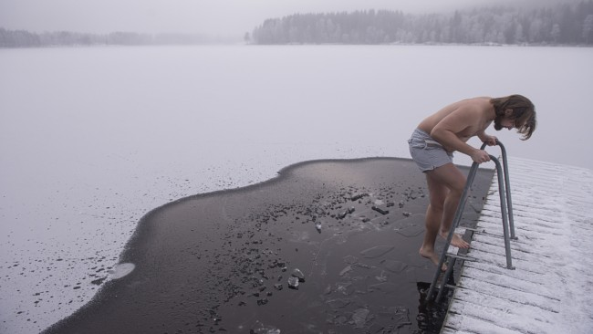 Ice Bath Norway 4