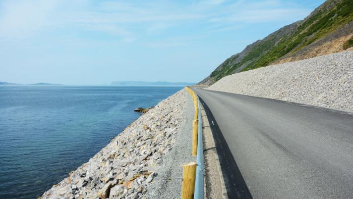 Norway's Most Beautiful Road Skjarvelandet Finnmark