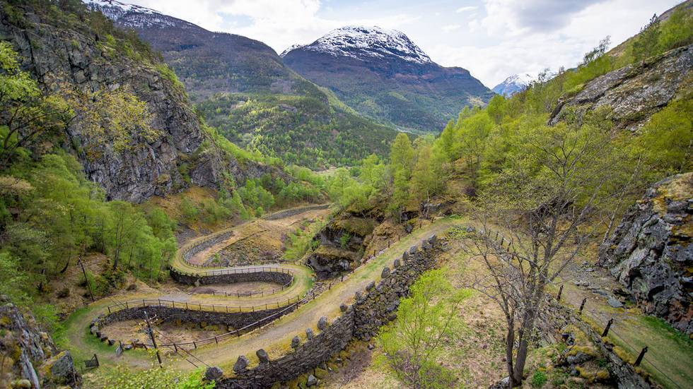 The old kings road voted norways most beautiful road publicscrutiny Images