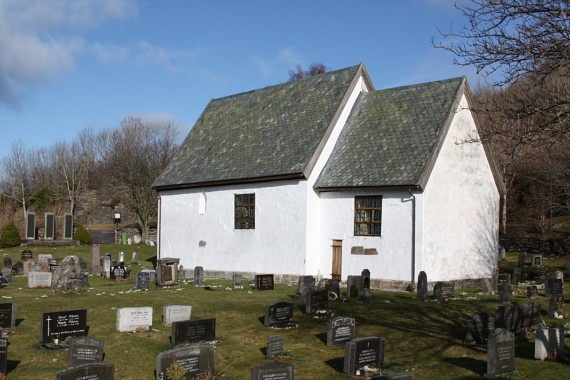 Norway's Oldest Church 995 AD
