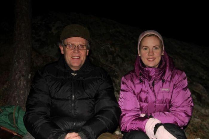 Norwegian Mayors Slept Outdoors 1