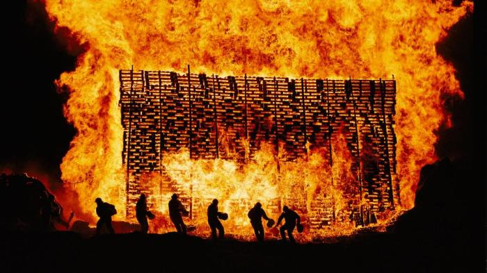 Viking Fire Worshippers