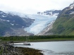 Svartisen Glacier Melting Norway