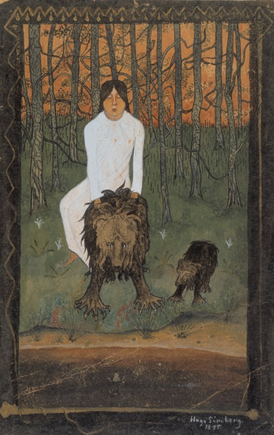 The Magic North - Hugo Simberg Eventyr I