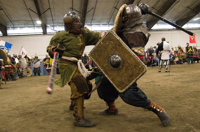 Viking Persona Society for Creative Anachronism 5