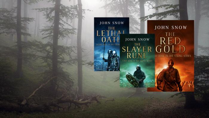 Viking Series Terje Hillesund John Snow
