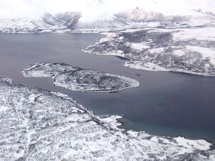 Ryøya Island Northern Norway China