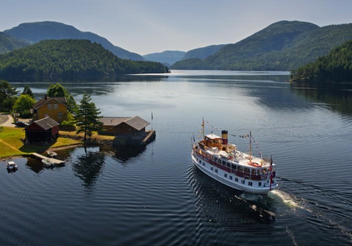 Seljord Beautiful Place in Norway