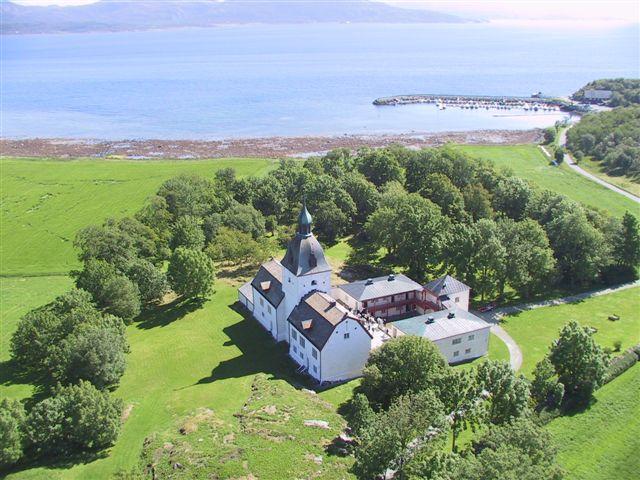 Castle of Autsrått Norway