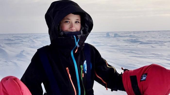 Johanne North Pole 1