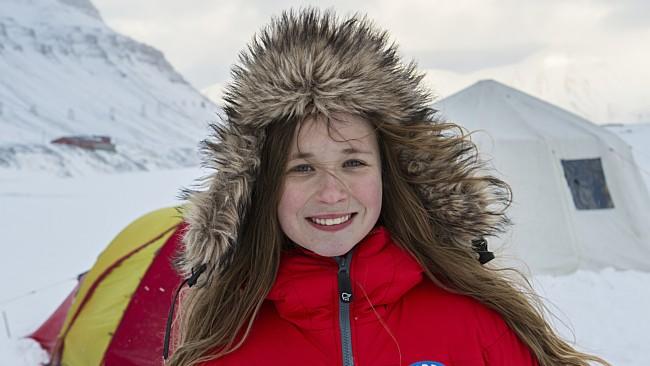 Johanne North Pole 3