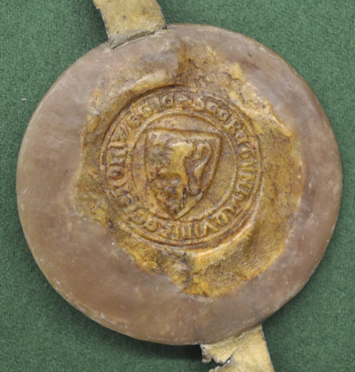 Medieval Norwegian Royal Seals 4