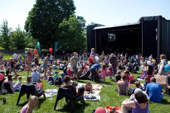 Miniøya Children's festival
