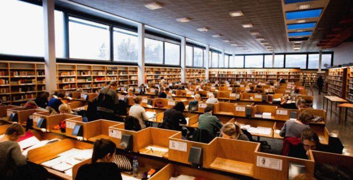 Universitetet i Oslo - Sophus Bugge Bibliotek