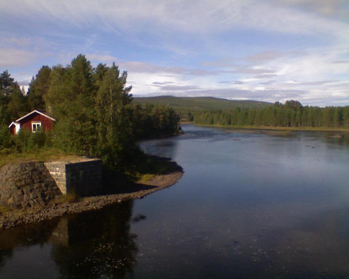 Alvdalen Valley Sweden