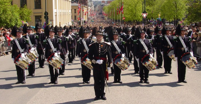 His Majesty the King's Guard Music Troop