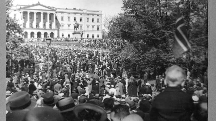 Oslo 17 May 1939