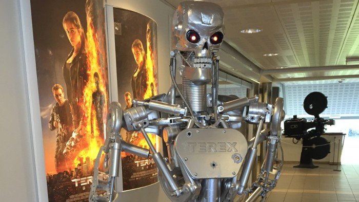 Terminator robot 1