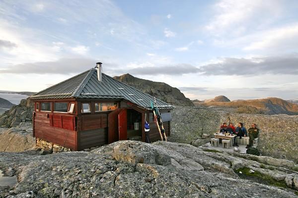 Gjegnabu cabin