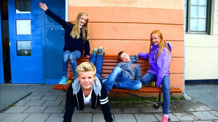 friendship bench school